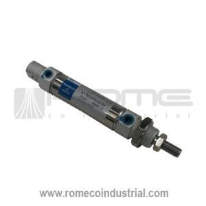 Cilindro ISO6432 neumatico engargolado