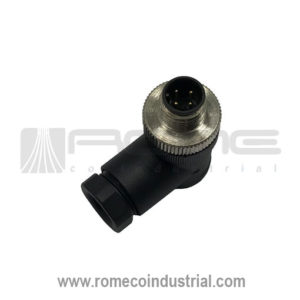 CONECTOR M12 MACHO SIN CABLE